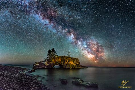 Capture Minnesota Photo Contest The Milky Way Hollow