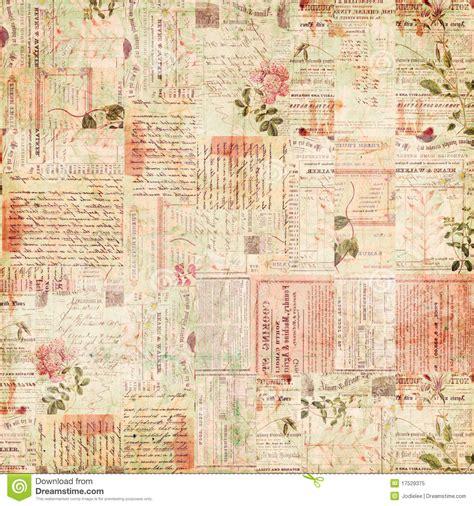 grazie dei fiori testo cose effimere dell annata testo e collage di carta dei