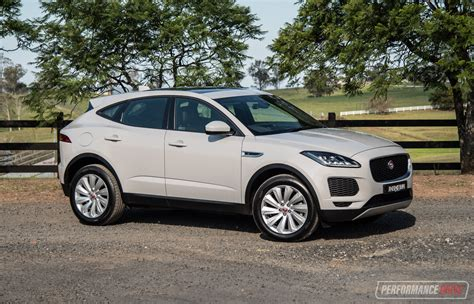 2018 Jaguar Epace P250 S Review (video) Performancedrive