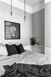 Einrichtungsideen Für Schlafzimmer : die 25 besten ideen zu graue w nde auf pinterest hellgraue w nde graue farben und graue ~ Sanjose-hotels-ca.com Haus und Dekorationen