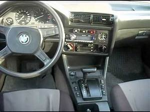 Bmw e30 interior - YouTube