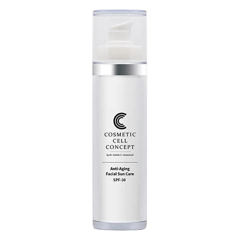 anti aging facial sun care spf dr colette camenisch