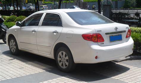 02 Toyota Corolla by File Toyota Corolla E140 02 China 2012 04 28 Jpg