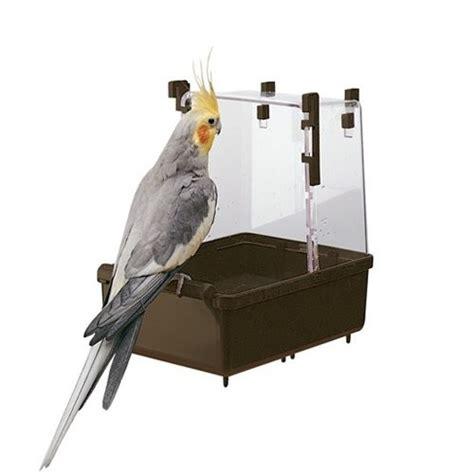 Baignoire Oiseaux Cage by Baignoire Perroquets Baignoire Pour Oiseau Ferplast