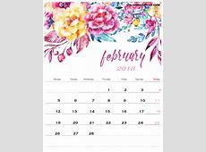 Monthly Desk Calendar 2018 12 Page Calendar 2018