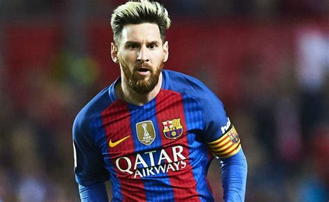 lionel messi history and biography