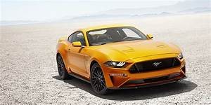 2018 ford mustang sports coupé has power at the core of its DNA