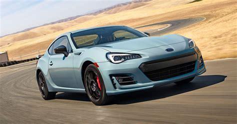 2019 Subaru Brz Continues To Offer Good Times For A Good