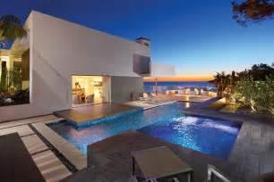Mediterranean Home Interiors House In California Brings The Indoors