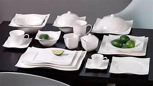 Tafelservice Modernes Design : geschirr serie sinfonia via by ritzenhoff breker ~ Sanjose-hotels-ca.com Haus und Dekorationen