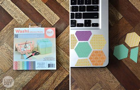 laptop decorating ideas washi honeycomb laptop decor i try diy