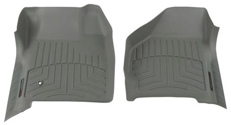 2006 F 250 Weathertech Floor Mats by 2006 Ford F 250 And F 350 Duty Floor Mats Weathertech