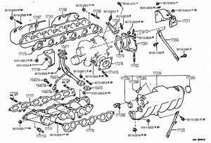 Toyota Supra Manifold  Exhaust  Manifold  Exhaust