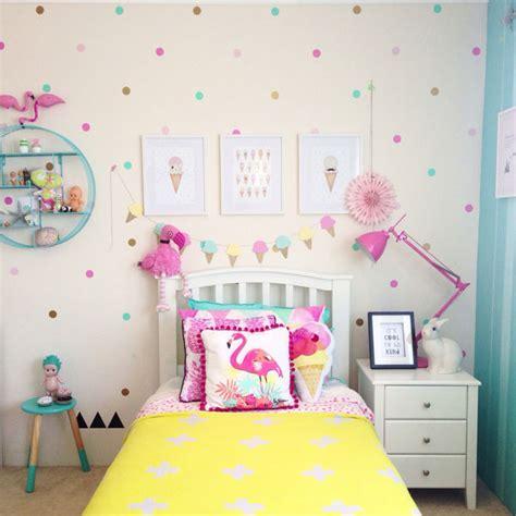 little girls bedrooms decora 231 227 o flamingos just lia por lia camargo 12138