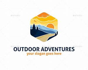 Image Gallery outdoor adventure logos