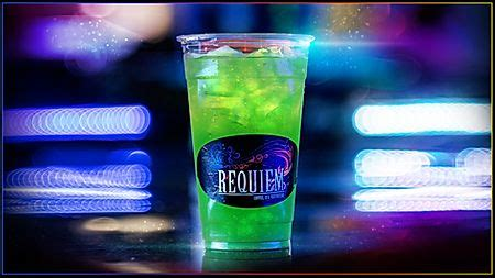 Requiem is your cafe for celebrating everything in nerd culture. POTIONS   Requiemcoffee