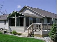 gable roof designs Double Gable Roof Design Sunroom Vinyl - House Plans | #84409