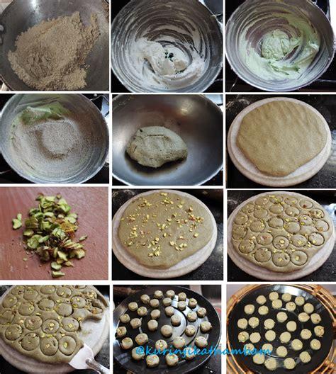 cuisine milet pearl millet flour pista kambu pista cookies kurinji