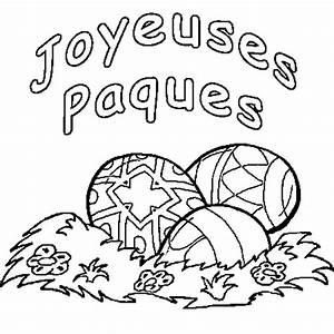 Coloriage De Paque : coloriage joyeuses p ques en ligne gratuit imprimer ~ Melissatoandfro.com Idées de Décoration