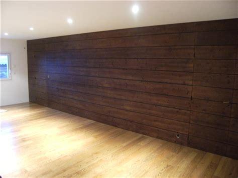 habillage mur en bois interieur habillage mur interieur en bois mzaol