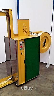 strapack rq  auto strapping machine automatic strapping banding huge arch