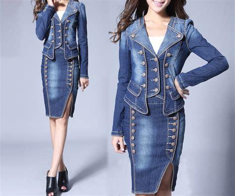 Long Denim Skirts For Women 2014-2015 | Fashion Trends 2016-2017