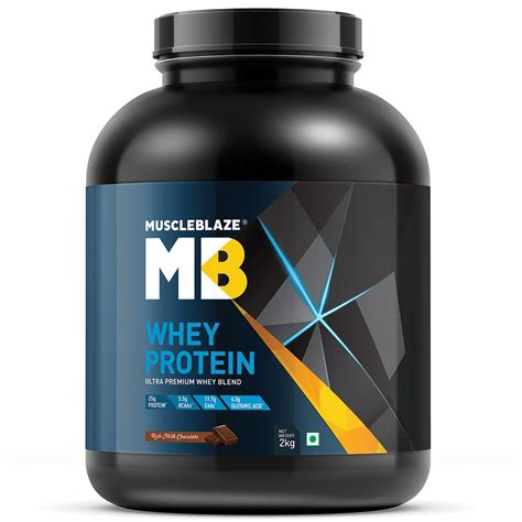 MUSCLEBLAZE WHEY PROTEIN Reviews, Ingredients, Price
