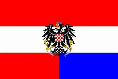 Flag Croatian Austrian Vexillology