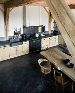 Cuisine Bois Clair : best 20 cuisine bois clair ideas on pinterest armoires ~ Melissatoandfro.com Idées de Décoration