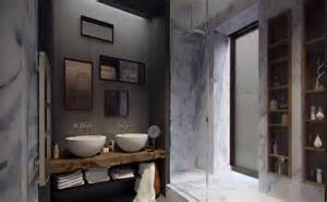 schã ne badezimmer ideen chestha dunkel badezimmer design