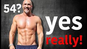 Over 40 Transformation Workout - My 10 Steps