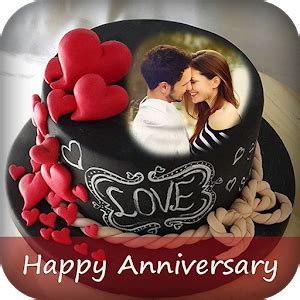 photo  anniversary cake android apps  google play