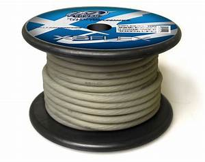 Xs Flex Clear 4 Awg Cable