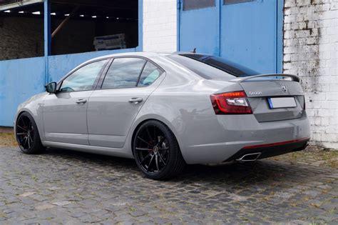 Skoda Octavia Rs 5e Limousine (facelift)  Deluxe Wheels