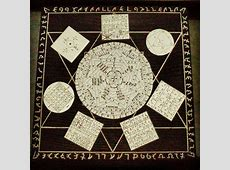 Enochian Journal 2 Seven Ensigns and Five Sigillums