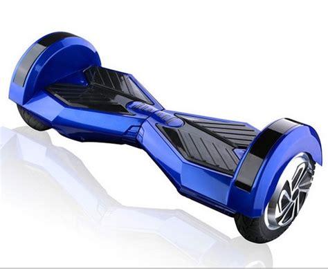 lamborghini style hoverboard  blue bluetooth