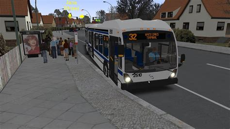 omsi  willshire transit authority   novabus lfs