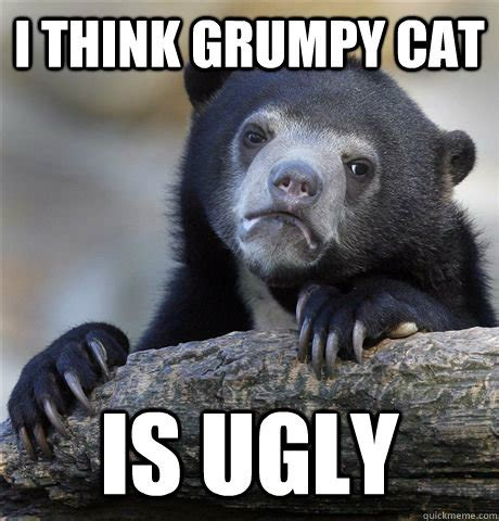 Ugly Cat Meme - ugly cat meme pictures to pin on pinterest pinsdaddy
