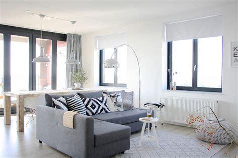 modish gray sectional sofa matches  mono bright