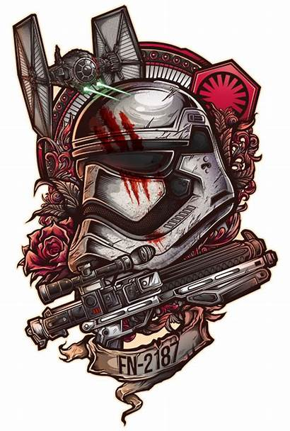 Wars Tattoo Limited Edition Qwertee Hintergrundbild Cheap