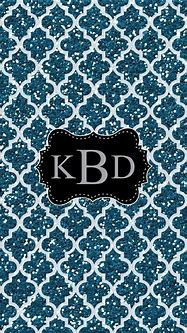 Cool to make as a wallpaper for I phone   Monogram, Cute ...
