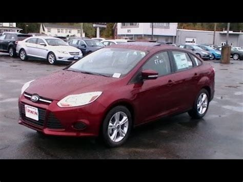 ford focus se review manual  speed sunroof www