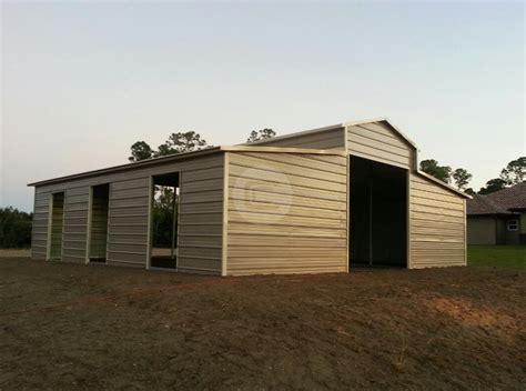 36x36 A-frame Carolina & Horse Barns For Sale