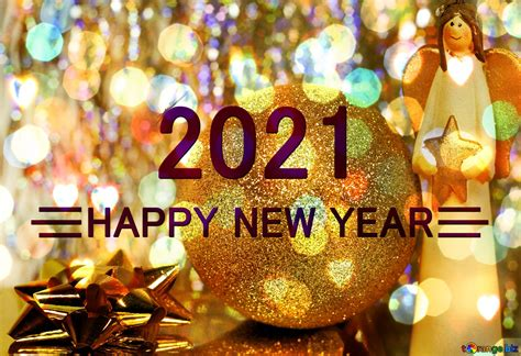 Download free picture Merry christmas Happy New Year 2021 ...
