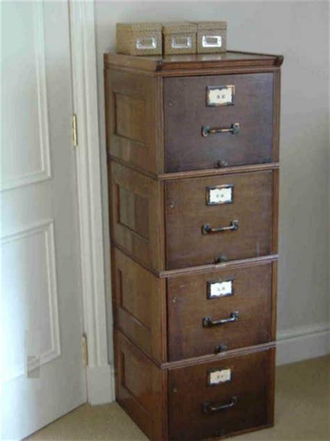 vintage file cabinet 4 drawer wooden filing cabinet vintage home interiors