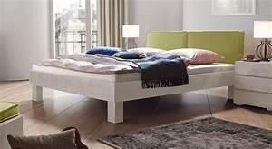 Modernes Bett 180x200 : bett weiss 180x200 preisvergleich die besten angebote online kaufen ~ Watch28wear.com Haus und Dekorationen