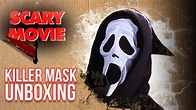 Scary Movie The Killer Custom made mask Unboxing - YouTube