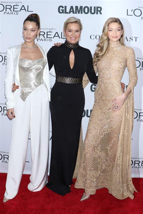 Yolanda Hadid, Kim Kardashian & 16 More Celeb Moms Who ...