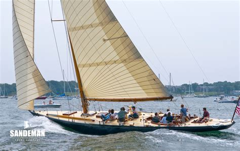 Boats For Sale Northern Ny by Sparkman Stephens 12 Metre Sloop 1938 Sandeman Yacht
