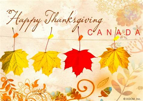 canada   postcard canadian thanksgiving